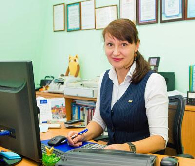 Вашкевич Татьяна Валерьевна Отдел стоматологии